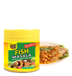 Tropical Heat Fish Masala | 100g x 6
