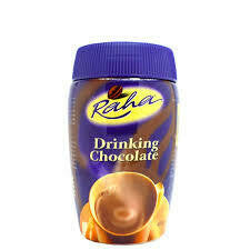 Raha Drinking Chocolate | 400g x 12
