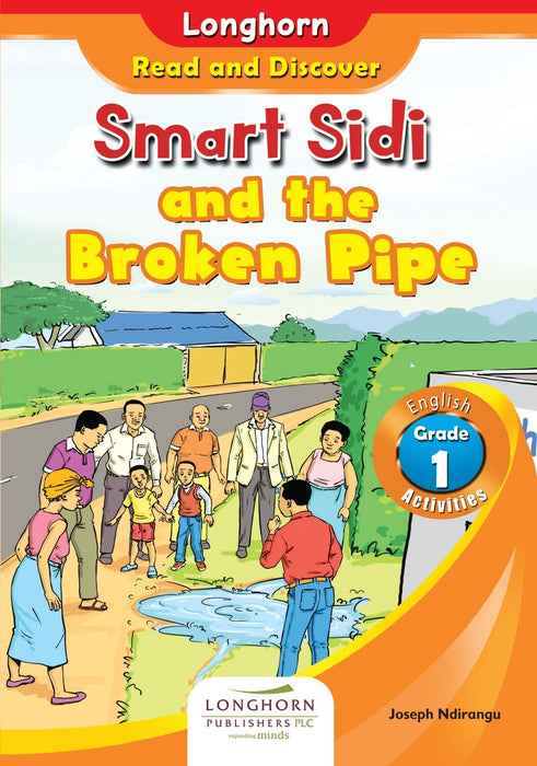 Smart Sidi and the broken pipes