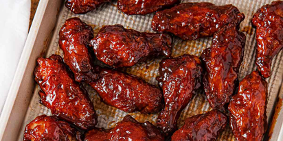 Adrienne's HipHop Hot BBQ Wings
