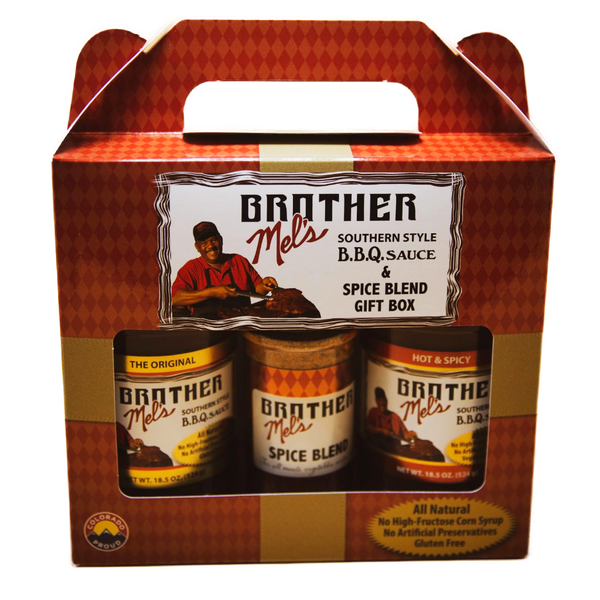Brother Mel's GIFT PACK