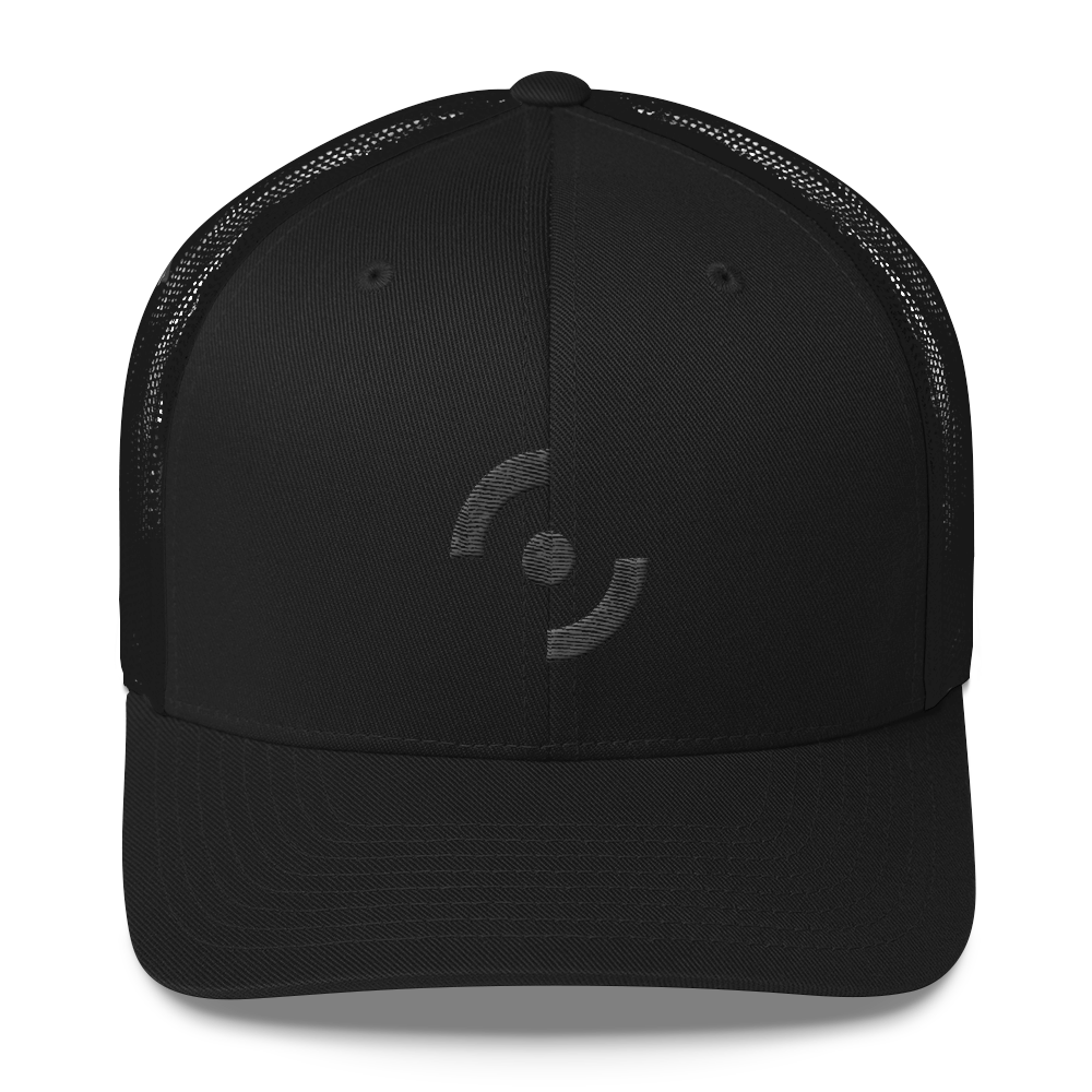 Spinrilla Logo Trucker Hat