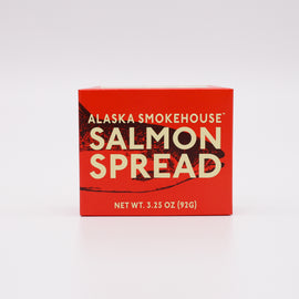 Alaska Smokehouse Salmon Spread 3.25oz