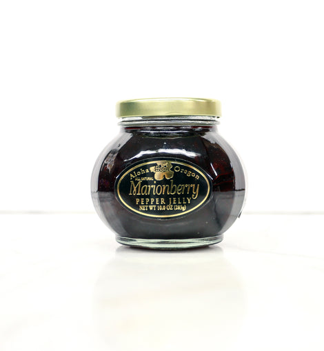 Aloha Pepper Jelly: Marionberry 10oz