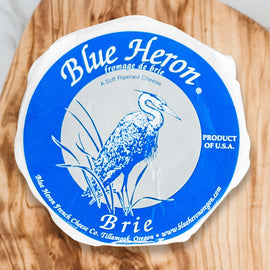 Blue Heron Brie: Traditional 8oz