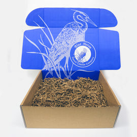 Blue Heron Gift Box - Build Your Own