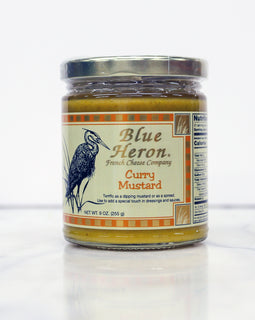 Blue Heron Mustard Curry 9oz