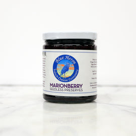 Blue Heron Preserves: Marionberry 12oz