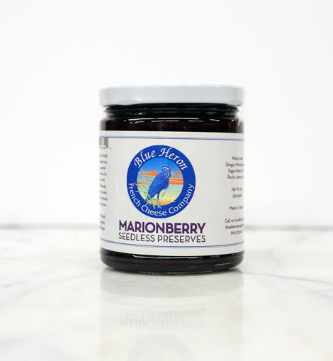 Blue Heron Preserves - No added sugar Marionberry 10oz