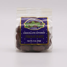 Columbia Empire Farms Hazelnuts - Milk Chocolate Covered 4oz