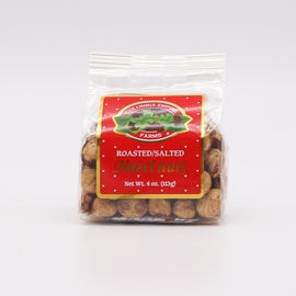 Columbia Empire Farms Hazelnuts - Roasted Salted 4oz