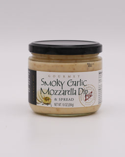 Elki Dip & Spread - Smoky Garlic Mozzarella 10oz