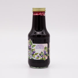 Huckleberry Haven Syrup: Huckleberry 12oz