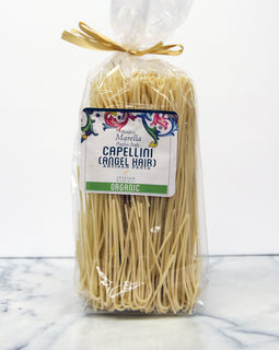 Italian Harvest Organic Artisan Pasta - Capellini Angel Hair 17.6oz