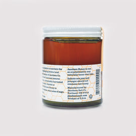 Jacobsen Honey: Raw Wildflower Honey 8.62oz