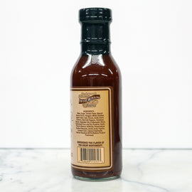 James Gang Hickory Smoke BBQ Sauce - Jesse's Famous 14oz