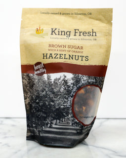 King Fresh Hazelnuts - Brown Sugar Orange 8oz