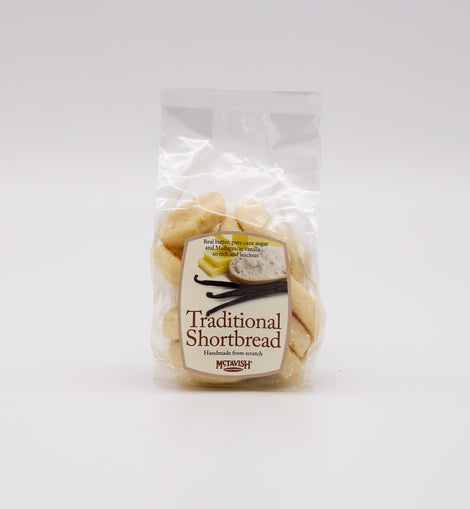 McTavish Cookies: Traditional Shortbread 4oz