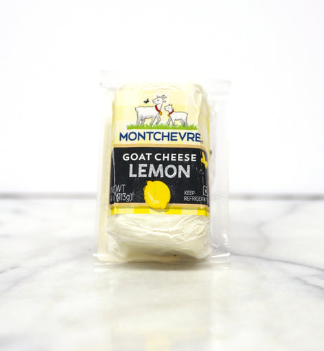 Montchevre Goat Cheese: Lemon 4oz