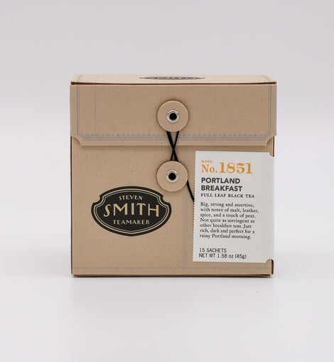 Smith Teamaker Boxed Tea Portland Breakfast 1.58oz
