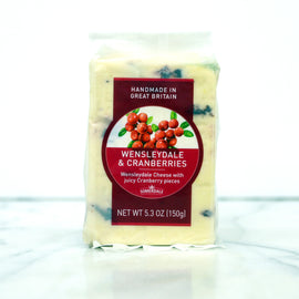 Somerdale Wensleydale: Cranberry 5.3oz
