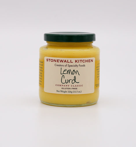 Stonewall Kitchen Curd: Lemon 11.5oz