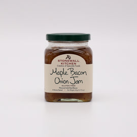 Stonewall Kitchen Jam: Maple Bacon Onion 11.75oz