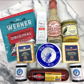 Tillamook Curated Box
