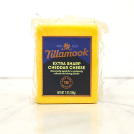 Tillamook Cheese Extra Sharp Cheddar Cheese 7oz