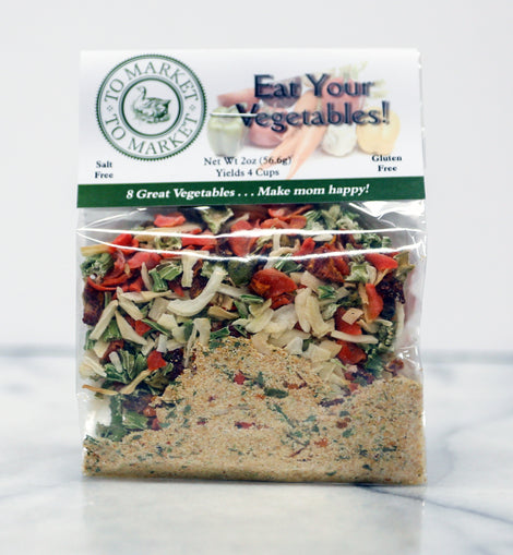 To Market - To Market Dip Mix: Eat Your Vegetables! 2oz