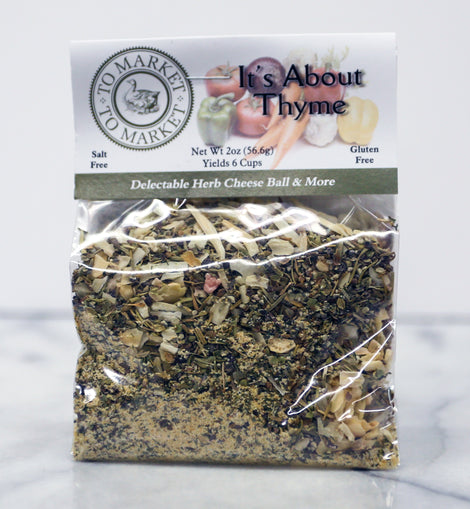 To Market - To Market Dip Mix: It's About Thyme 2oz