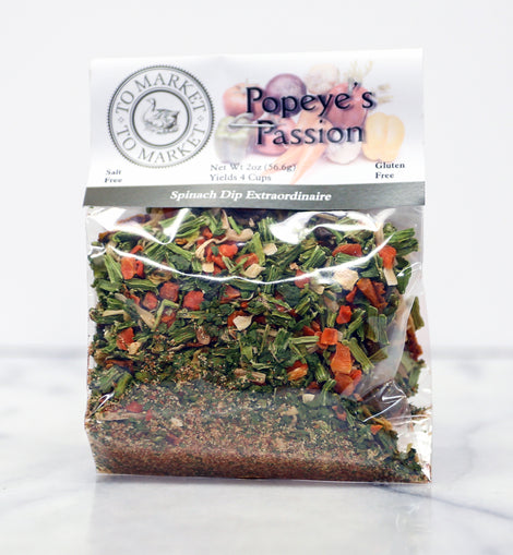 To Market - To Market Dip Mix: Popeye's Passion 2oz