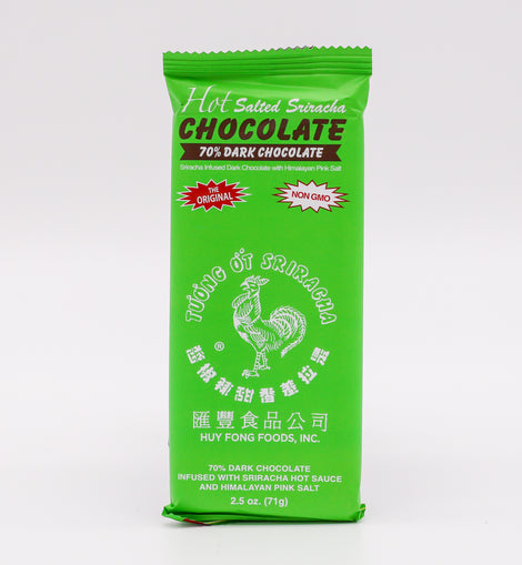 Tuong ot Sriracha 70 Dark Chocolate 2.5oz
