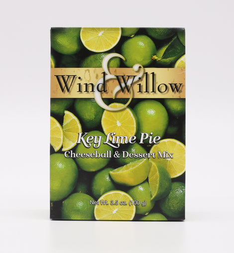 Wind & Willow Cheeseball & Dessert Mix - Key Lime Pie