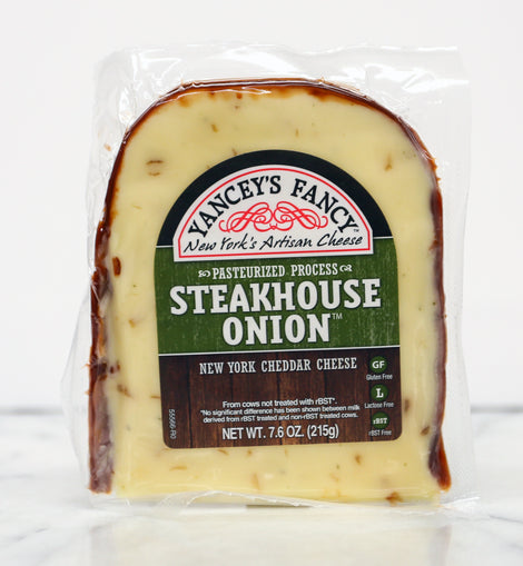 Yancey's Fancy Cheese - Steakhouse Onion 7.6oz