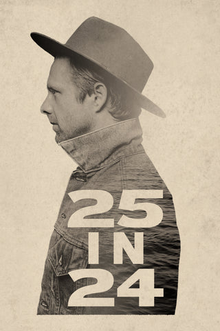 25 in 24 (Public Performance Rights)