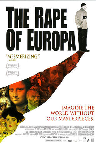 Rape of Europa - For colleges and universities