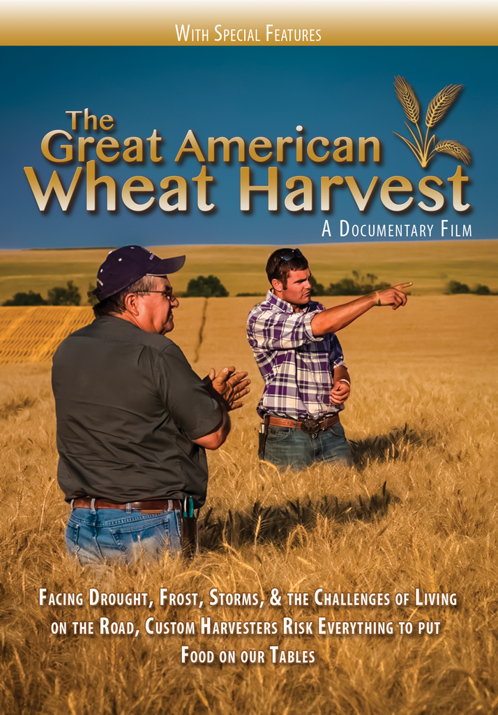 The Great American Wheat Harvest - University/Institutional