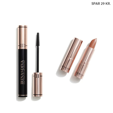 VeryJungleBundle - Exclusive IrinaOlsen.dk Bundle irina olsen irina the diva make up mascara læbestift tilbud