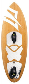 Naish Kiteboard Fish 5.6 Quad inkl. Bag - Testboard
