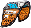 Naish Ride 10.0 2015 kite only orange-grau