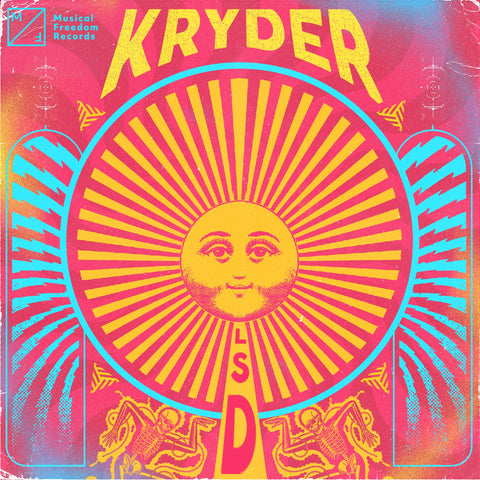 Kryder - LSD [MUSICAL FREEDOM]