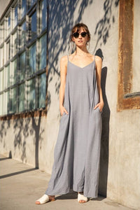 Relaxed Fit Slate Dress