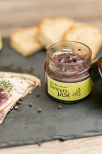 ZWIEBEL JAM (150g) - Life is like an Onion