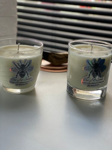 2 for $20 pack- 11 oz Candle Him Scented