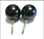 Shungite attachments Mini-spheres –16mm . Handle is not included