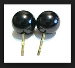 Shungite attachments Mini-spheres –30mm . Handle is not included