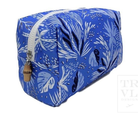 TRVL Blue Azure On Board Bag