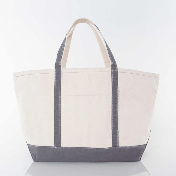 Large Boat Tote (mult colors)