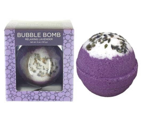 Boxed Bath Bombs (mult scents)